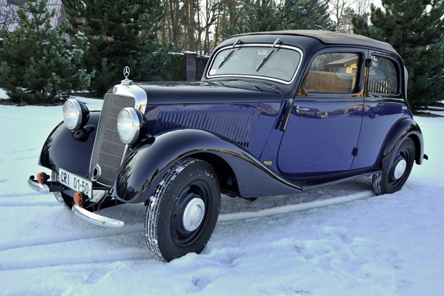 1938 mercedes benz 170 v w136 galerie veter ni i for Mercedes benz 170 ds for sale