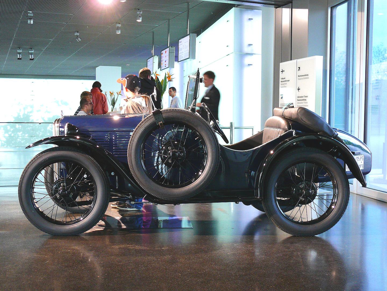 (1929-34) BMW 3-15 (749ccm)   Gallery   Veteráni i veterán - Oldtimers - Historická vozidla