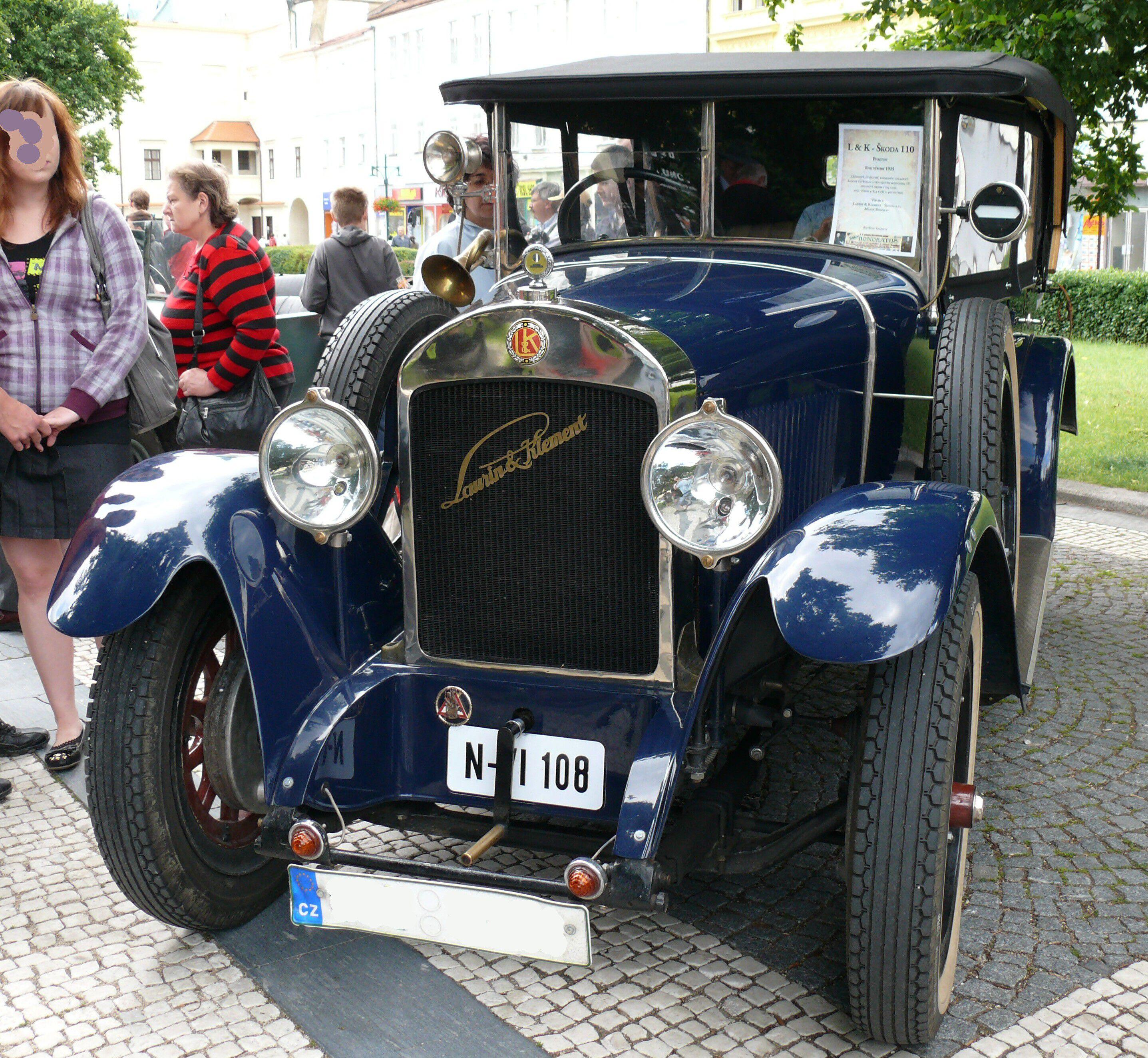 1925 Koda Laurin Amp Klement 110 Galerie Veter 225 Ni I