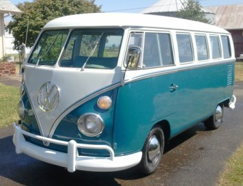1950 72 Vw Bus T1 1131ccm Gallery Veter 225 Ni I
