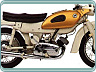 (1963) Ariel  Arrow Super Sports 247ccm