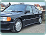 Mercedes Benz 190e 2.3 16V, full service