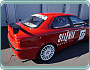 Alfa Romeo 156 Cup N car with STW modifi