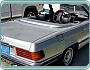 Mercedes Benz W107 450SL