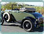 Ford Model A Convertible 1930