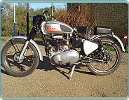 (1954) Royal Enfield Clipper 250 ccm