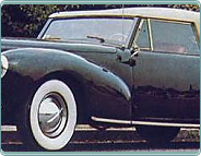 (1939) Lincoln Continental 4387ccm
