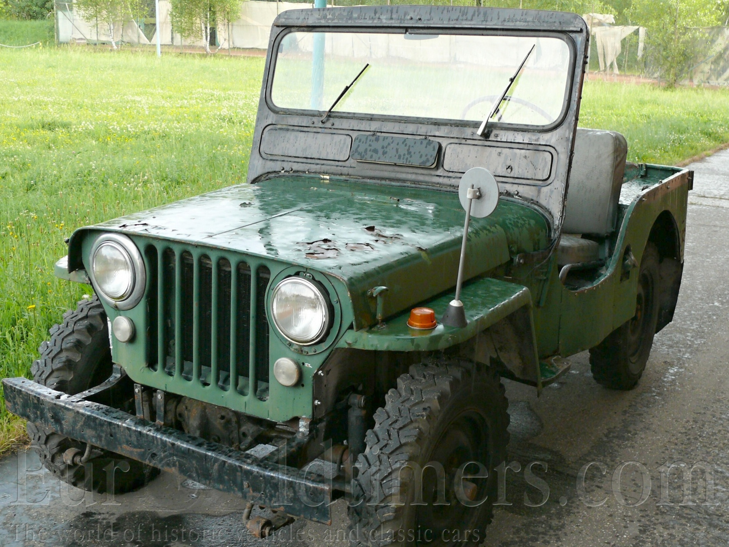 1952 Jeep Cj3a Gallery Veter 225 Ni I Veter 225 N
