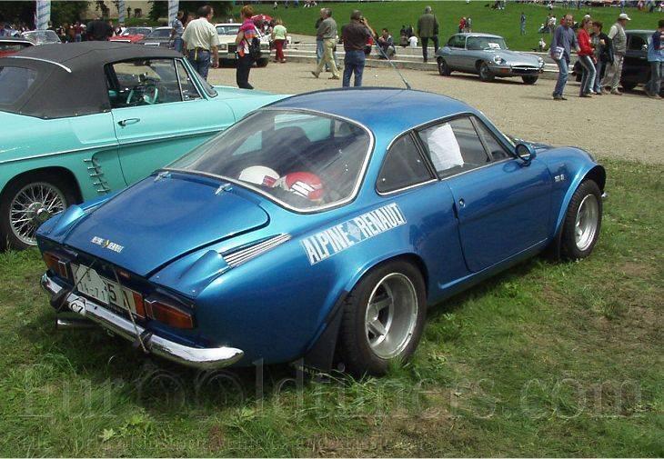 (1974) Alpine Renault A 110 1600 SC