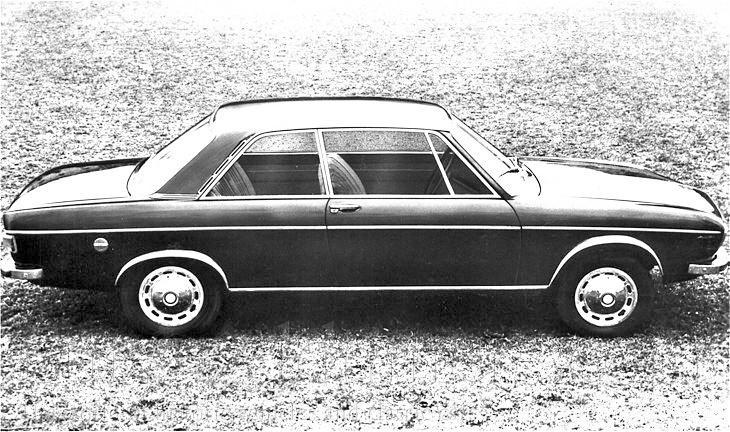 (1970) Audi 100   Galerie   Veteráni i veterán - Oldtimers - Historická vozidla