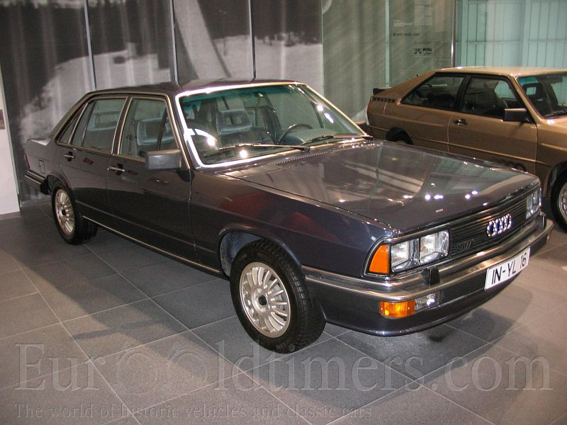 (1982) Audi 200 5 Turbo | Gallery | Veteráni i veterán - Oldtimers - Historická vozidla