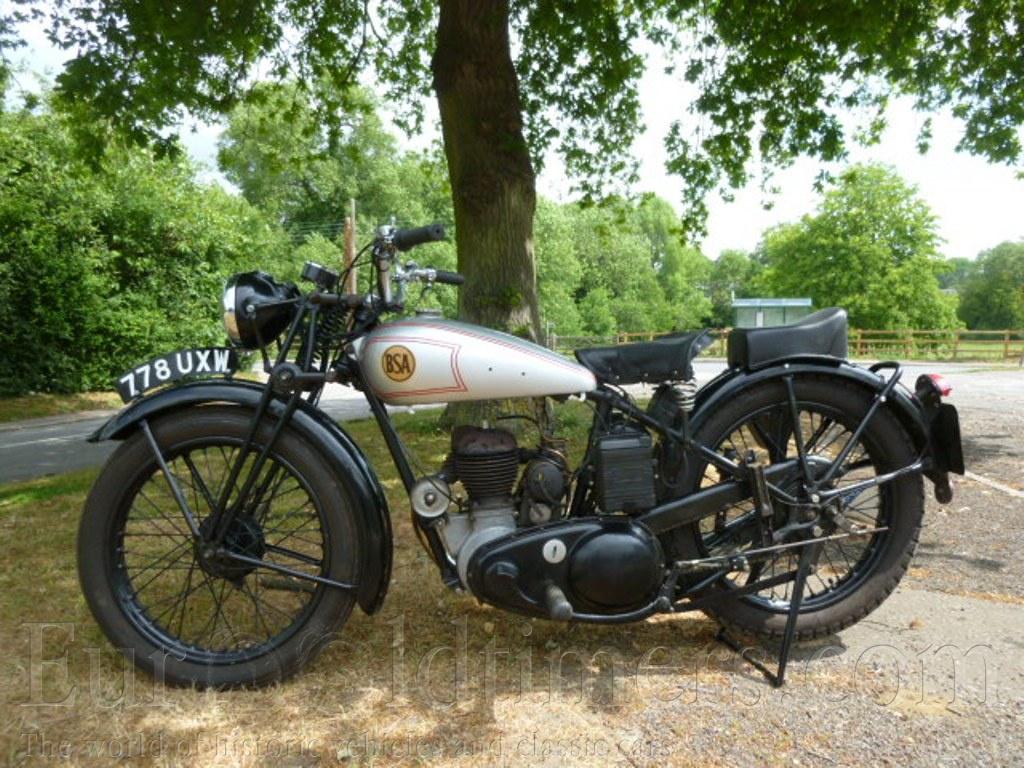 1937 bsa b23 350 ccm gallery veter ni i veter n   oldtimers   historick vozidla