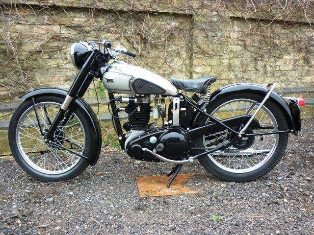 1948  Bsa C11 250 Ccm