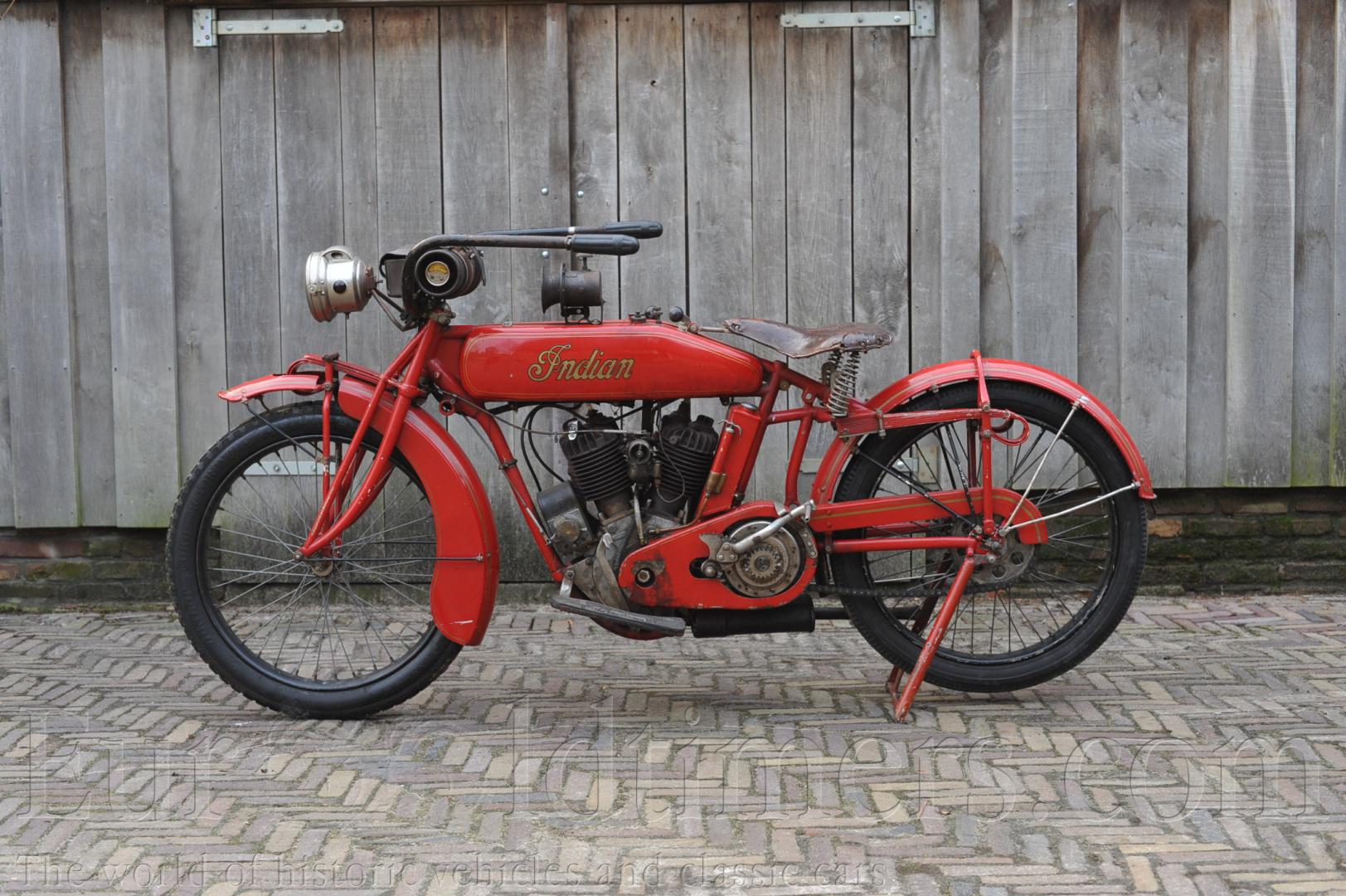 1919) Indian Powerplus 1000 ccm SV | Gallery | Veteráni i