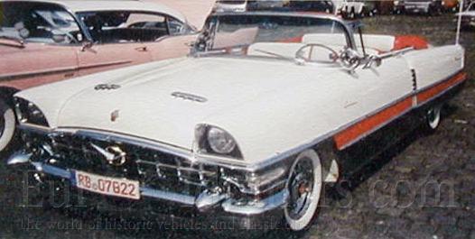 1953 56 Packard Caribbean 5358ccm Galerie Veter Ni I