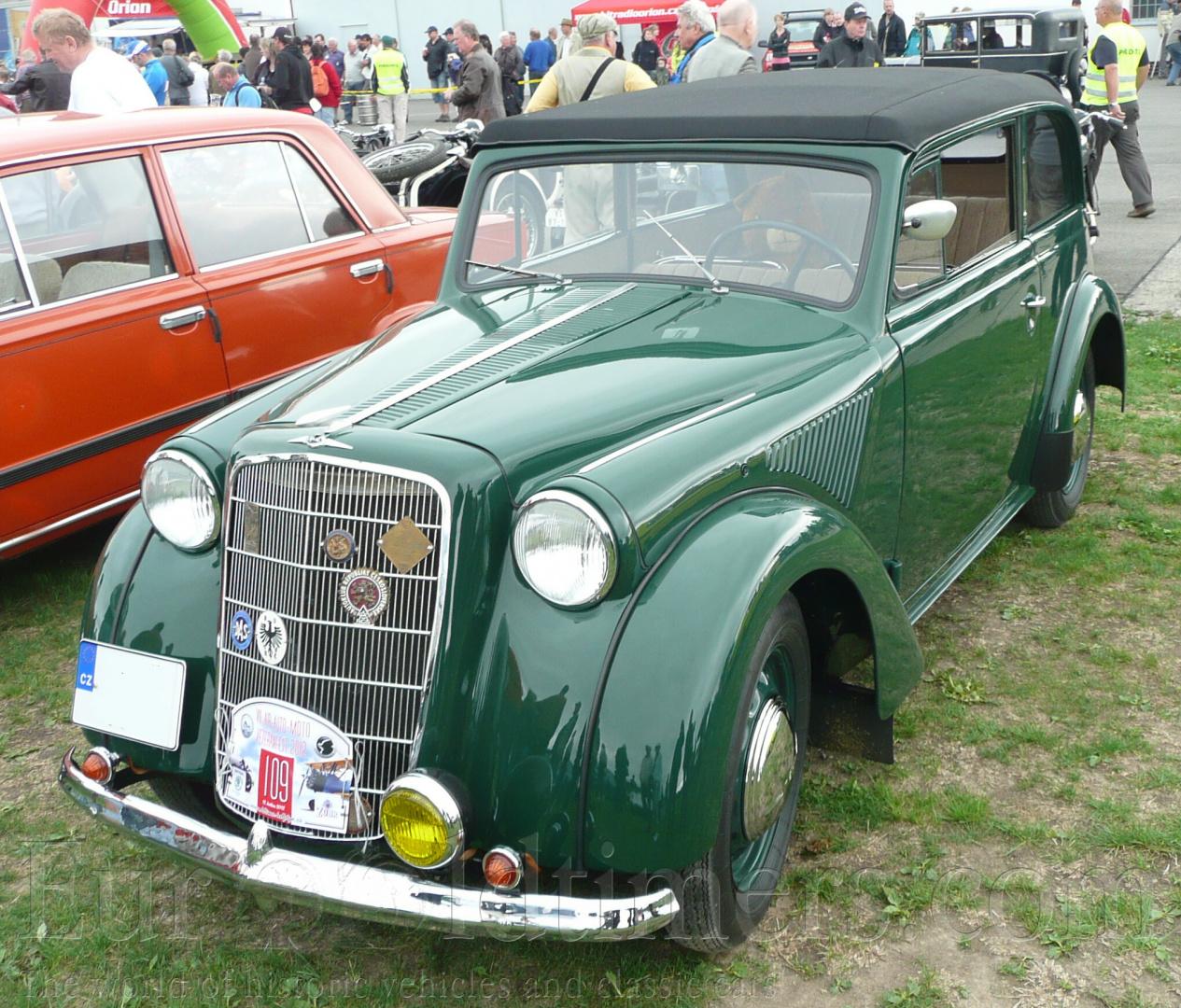 (1935-40) Opel Olympia 1288ccm | Gallery