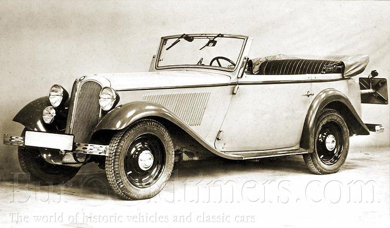 (1933) BMW 303 | Galerie | Veteráni i veterán - Oldtimers ...