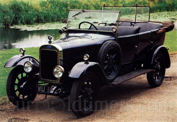(1924) Clyno 10.8 HP  ...
