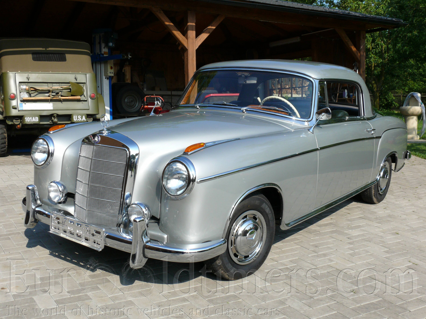 1956 1959 mercedes benz 220 s coupe w 180 ii gallery. Black Bedroom Furniture Sets. Home Design Ideas