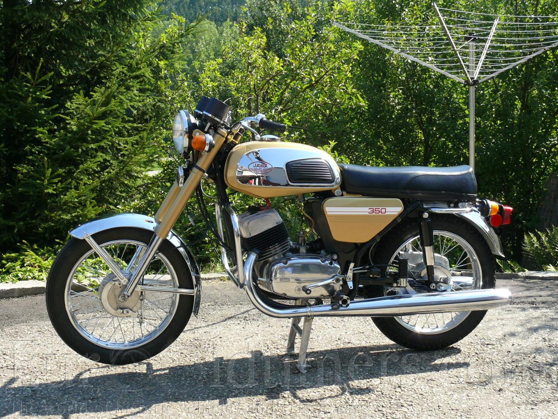 (1974) Jawa 350 typ 634