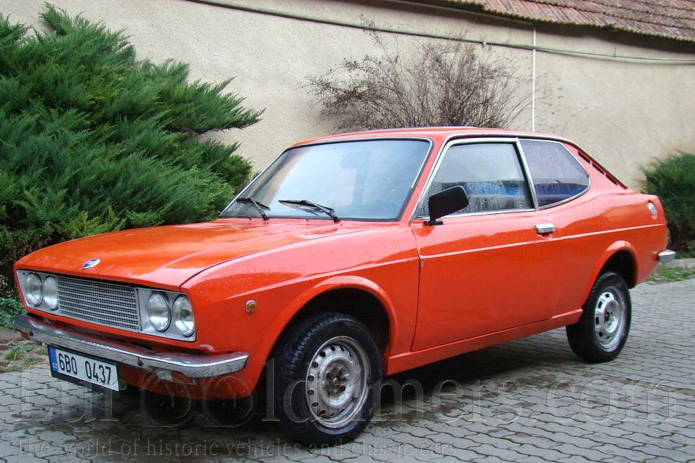 1971-78) Fiat 128 Coupé | Gallery | Veteráni i veterán - Oldtimers
