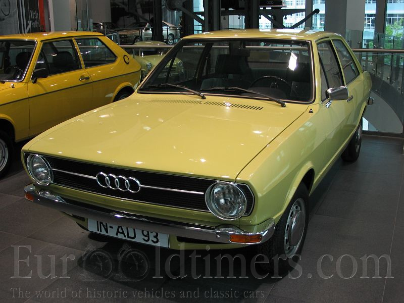 (1974) Audi 80 | Galerie | Veteráni i veterán - Oldtimers ...