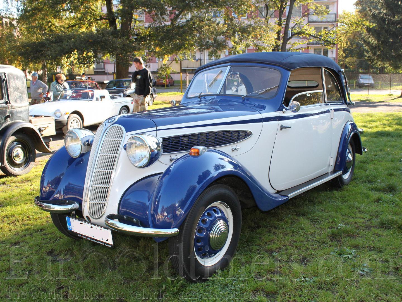 (1938) BMW 321 | Gallery | Veteráni i veterán - Oldtimers - Historická vozidla