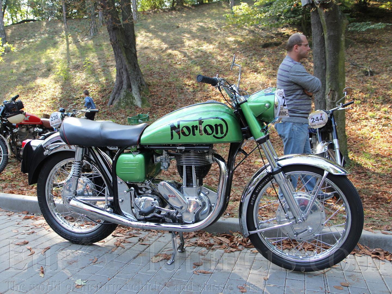 1958) Norton ES 2 | Gallery | Veteráni i veterán - Oldtimers