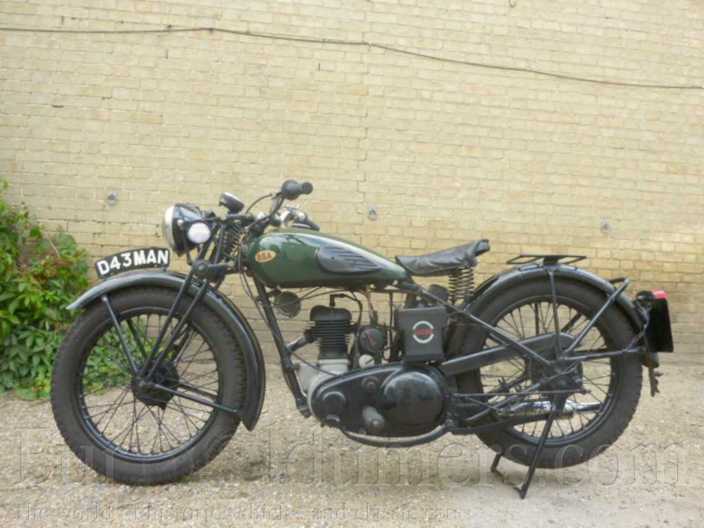 1937 bsa b20 tourer 250 ccm gallery veter ni i veter n oldtimers historick vozidla. Black Bedroom Furniture Sets. Home Design Ideas