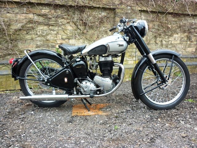 1948 bsa c11 250 ccm gallery veter ni i veter n   oldtimers   historick vozidla