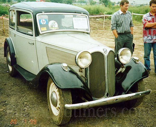 (1933) BMW 303   Galerie   Veteráni i veterán - Oldtimers ...