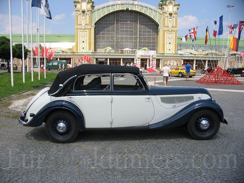 1939) BMW 335 | Gallery | Veteráni i veterán - Oldtimers ...