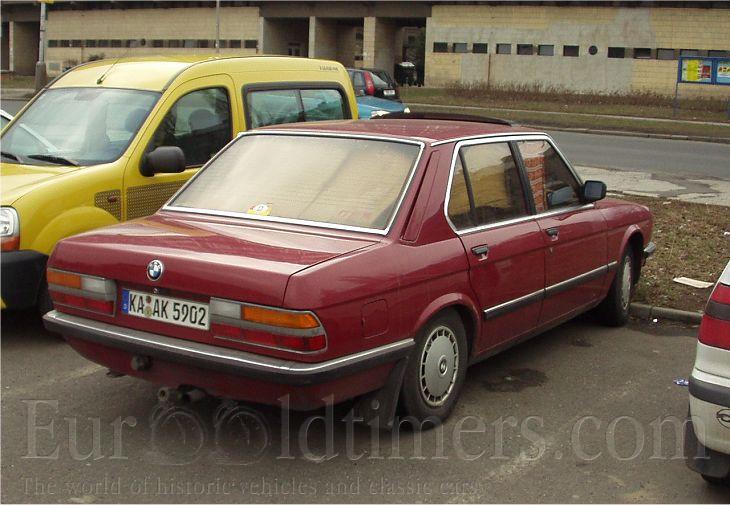 1985  Bmw 518i