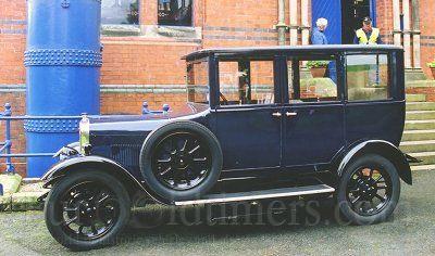 (1927) Clyno 12/28 HP ...