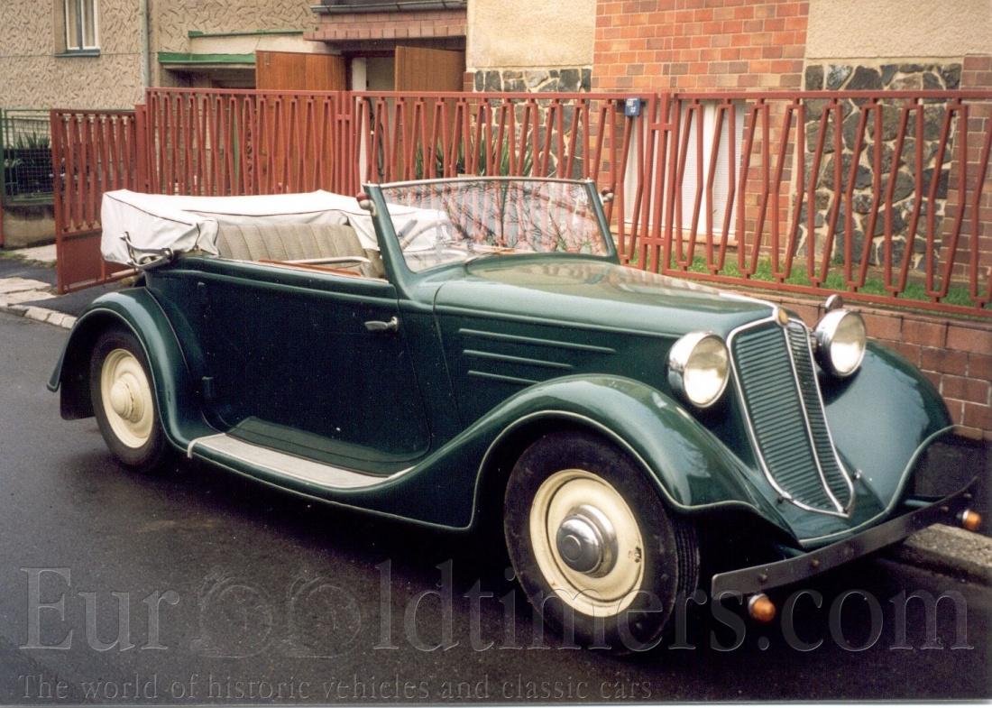 Military Tank For Sale >> (1934) Tatra 75   Gallery   Veteráni i veterán - Oldtimers - Historická vozidla