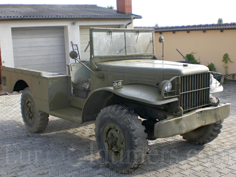 (1942) Dodge T214 – WC 51 | Gallery | Veteráni i veterán ...